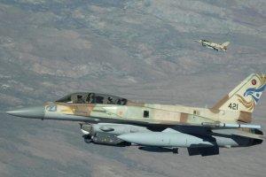 Caça israelita F-16
